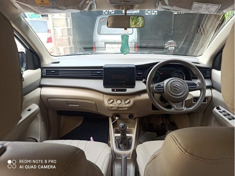 Used 2018 Maruti Suzuki Ertiga Car In Solapur