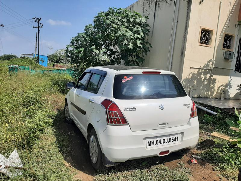 Used 2008 Maruti Suzuki Swift Old Car In Solapur