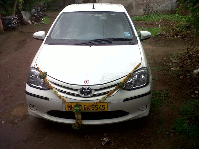 Used 2014 Toyota Etios Liva Car In Pune