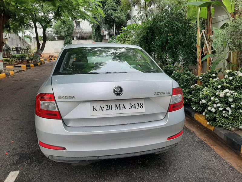 Used 2015 Skoda Octavia Car In Udupi
