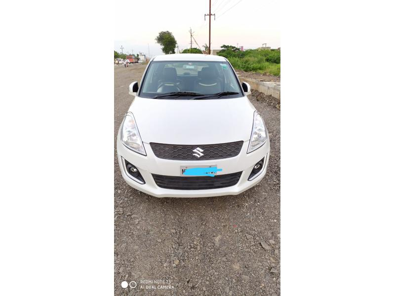 Used 2017 Maruti Suzuki Swift Car In Solapur