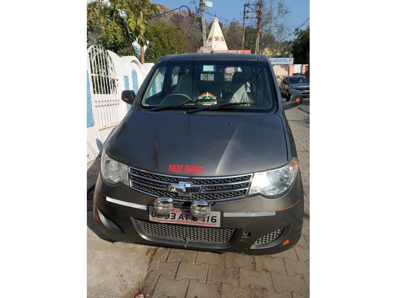 Used 2014 Chevrolet Enjoy Car In Jhansi