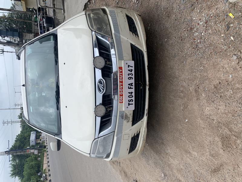 Used 2012 Mahindra Verito Car In Hyderabad
