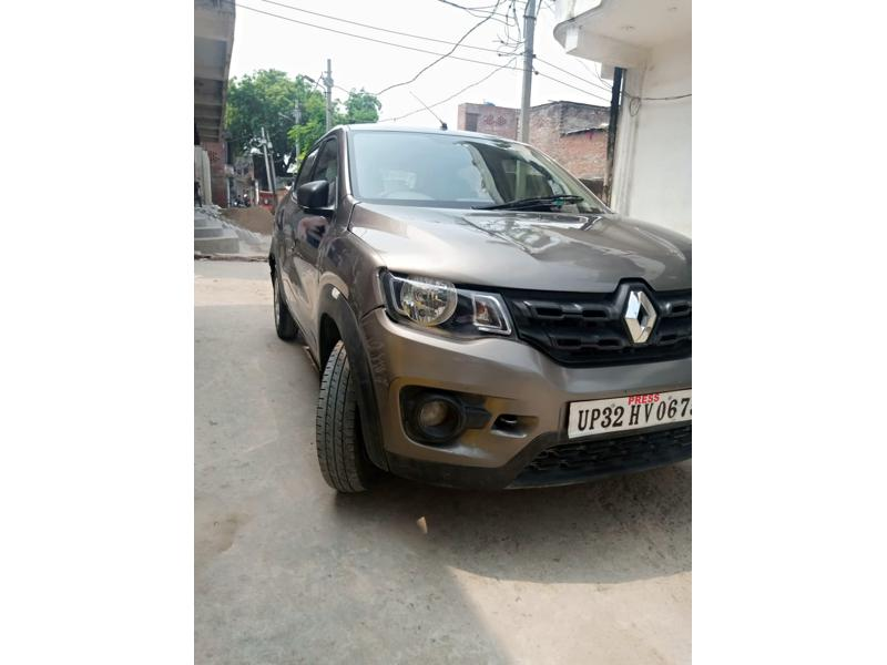 Used 2017 Renault Kwid Car In Lucknow