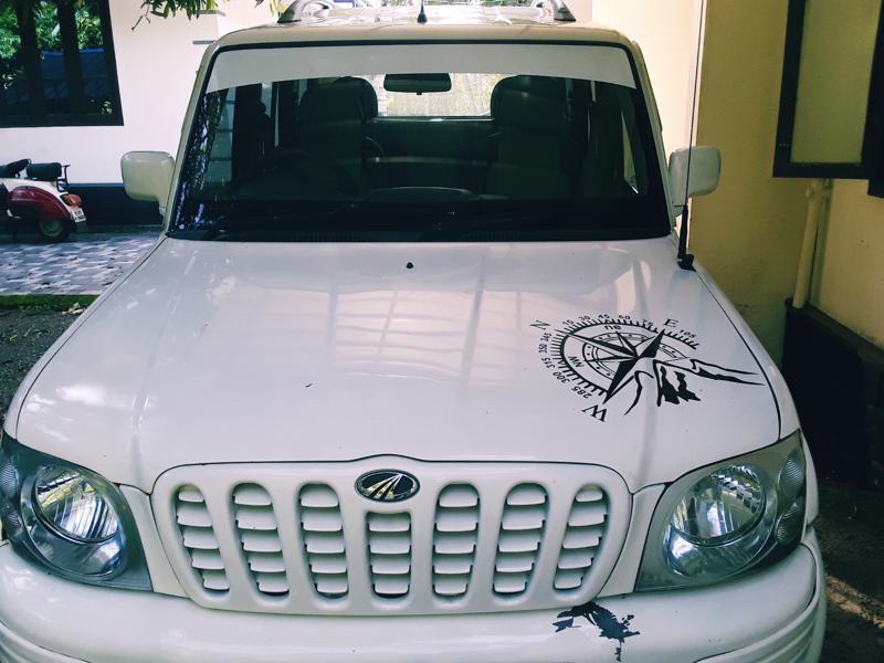 Used 2005 Mahindra Scorpio Car In Alappuzha