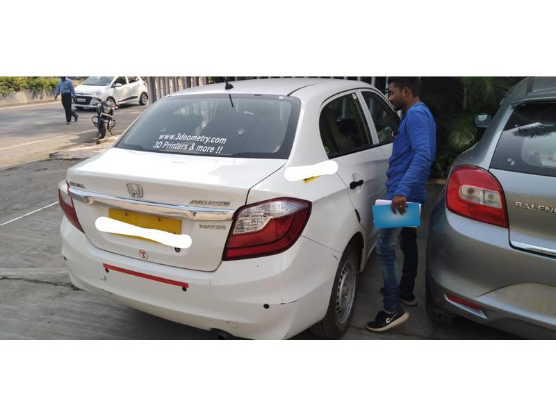 Used 2017 Honda Amaze Car In Pune