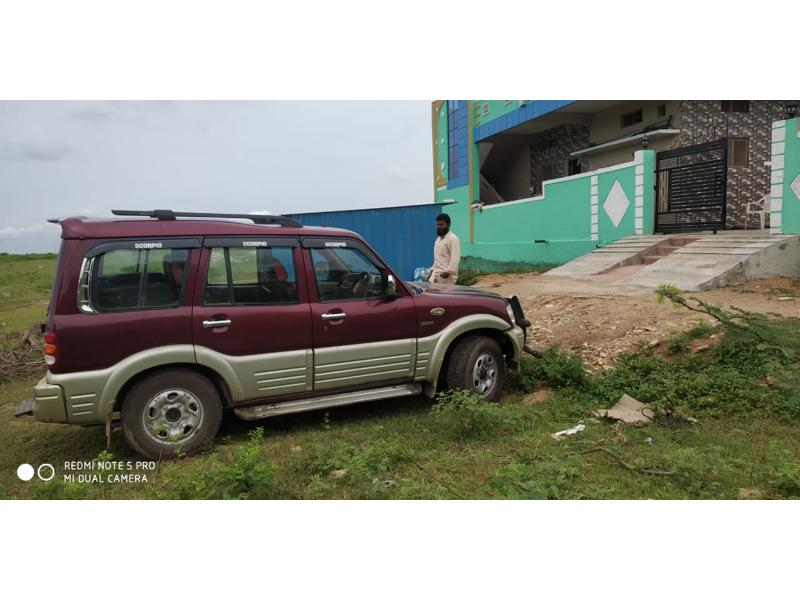 Used 2006 Mahindra Scorpio Car In Coimbatore