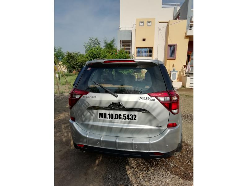 Used 2019 Mahindra XUV500 Car In Sangli
