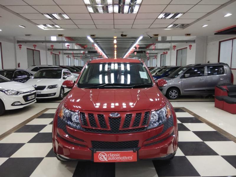 Used 2015 Mahindra XUV500 Car In Mysore