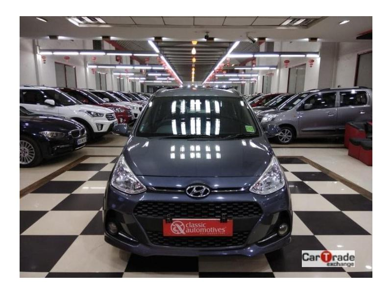 Used 2018 Hyundai Grand i10 Car In Mysore
