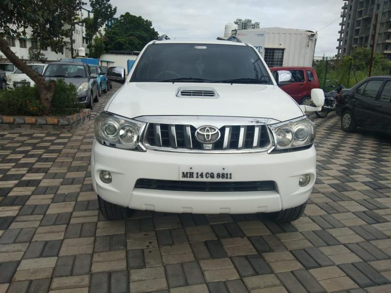 Used 2011 Toyota Fortuner Car In Pune