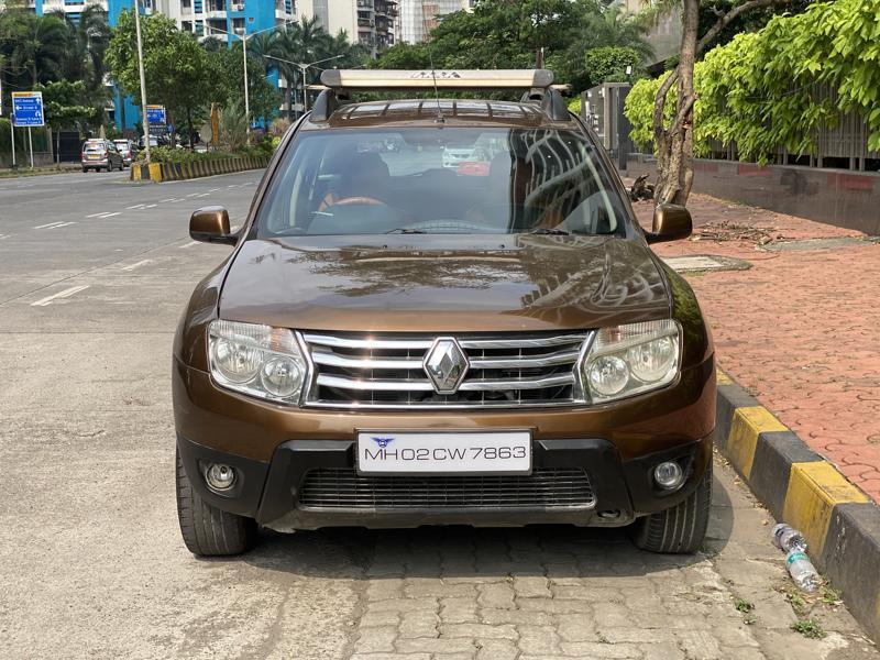 Used 2013 Renault Duster Car In Mumbai