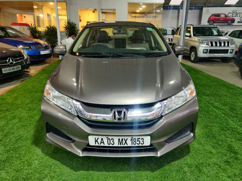 Used 2015 Honda City Car In Bangalore
