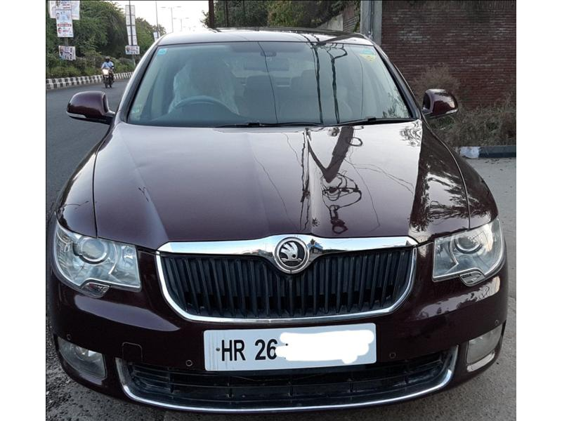 Used 2011 Skoda Superb Car In New Delhi