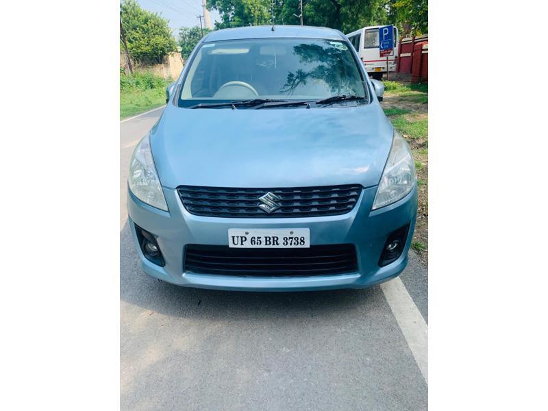 Used 2014 Maruti Suzuki Ertiga Car In Jaunpur