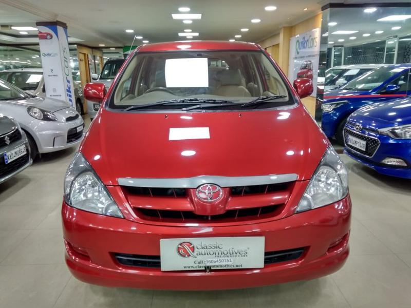 Used 2007 Toyota Innova Car In Dharwad