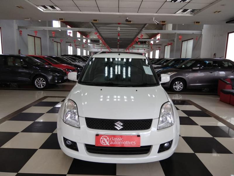 Used 2009 Maruti Suzuki Swift Old Car In Hubli