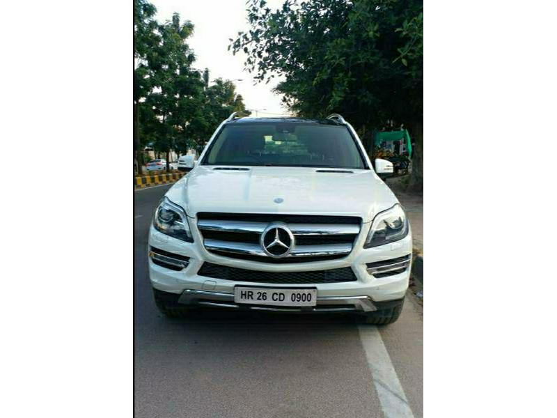 Used 2013 Mercedes Benz GL Car In Hyderabad