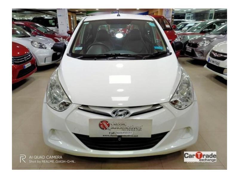 Used 2015 Hyundai Eon Car In Dharwad