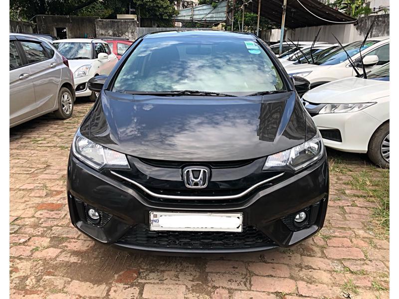 Used 2015 Honda Jazz Car In Kolkata