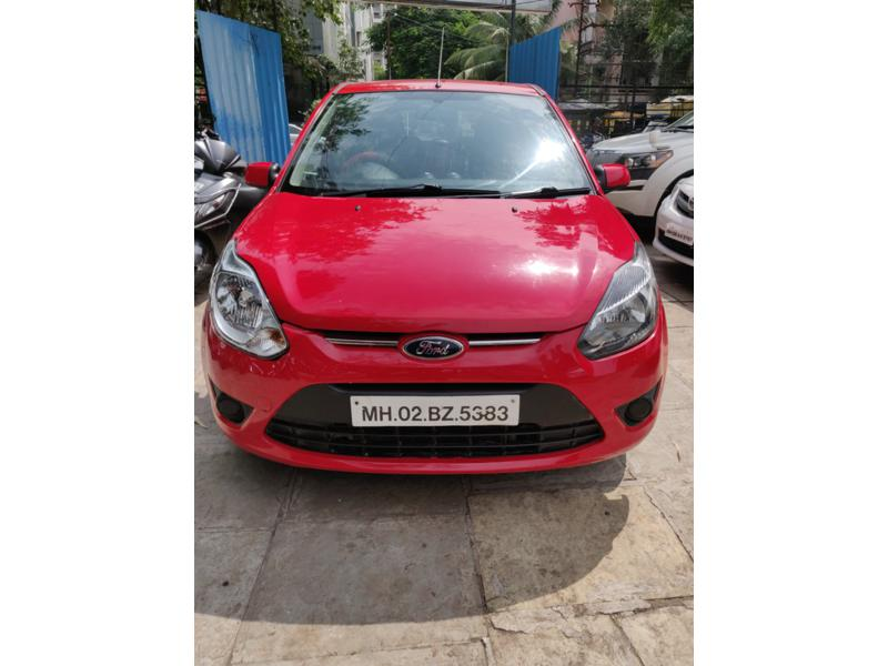 Used 2010 Ford Figo Car In Pune