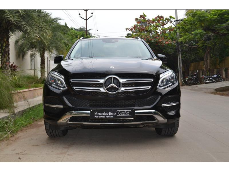 Used 2017 Mercedes Benz GLE Car In Hyderabad