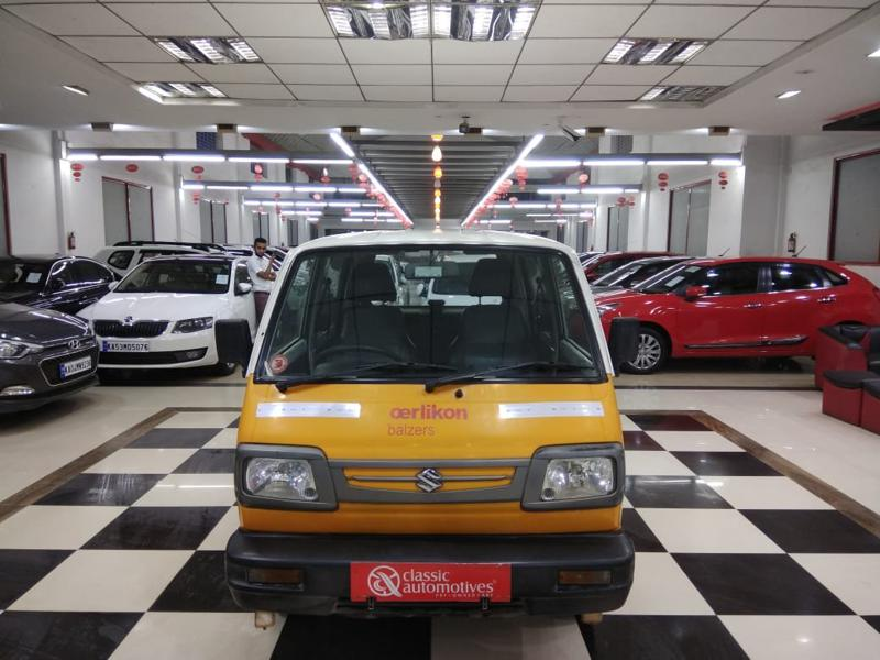 Used 2016 Maruti Suzuki Omni Car In Hubli