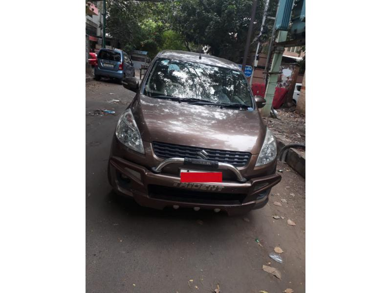 Used 2013 Maruti Suzuki Ertiga Car In Chennai
