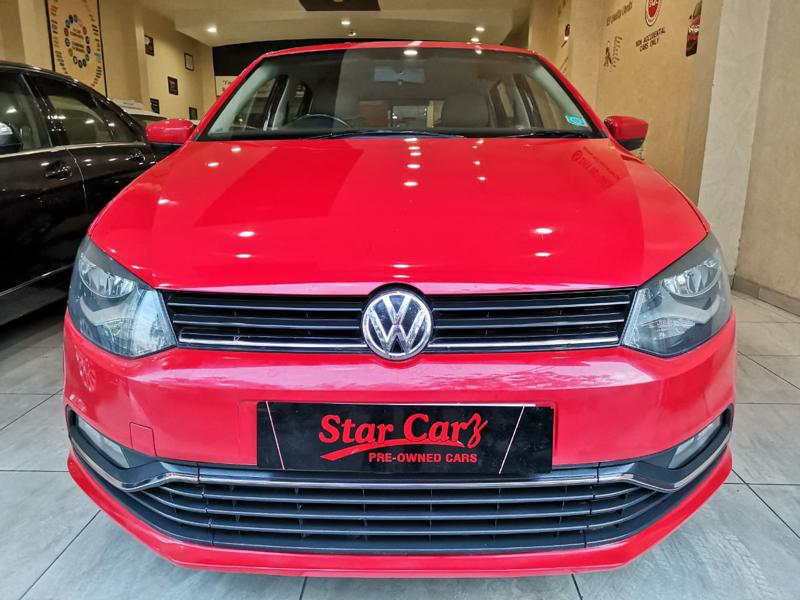 Used 2015 Volkswagen Polo Car In Khanna