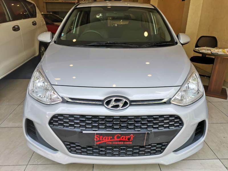 Used 2018 Hyundai Grand i10 Car In Jagraon