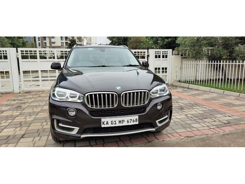 Used 2016 BMW X5 Car In Bangalore