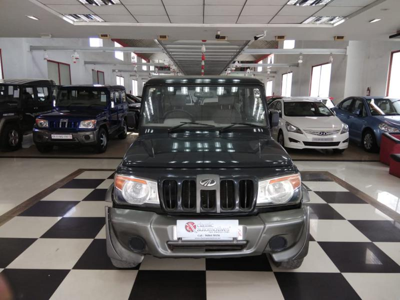 Used 2010 Mahindra Bolero Car In Dharwad