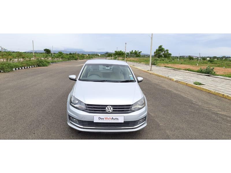Used 2017 Volkswagen Vento Car In Madurai