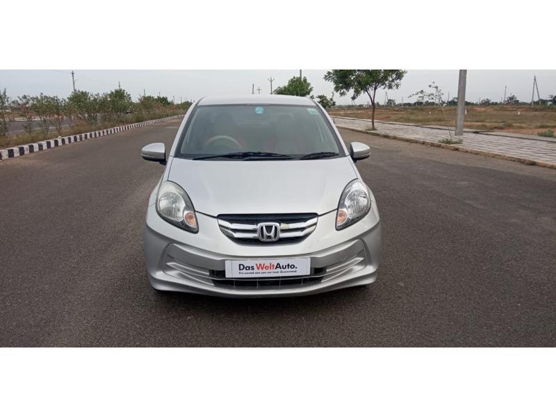 Used 2015 Honda Amaze Car In Madurai