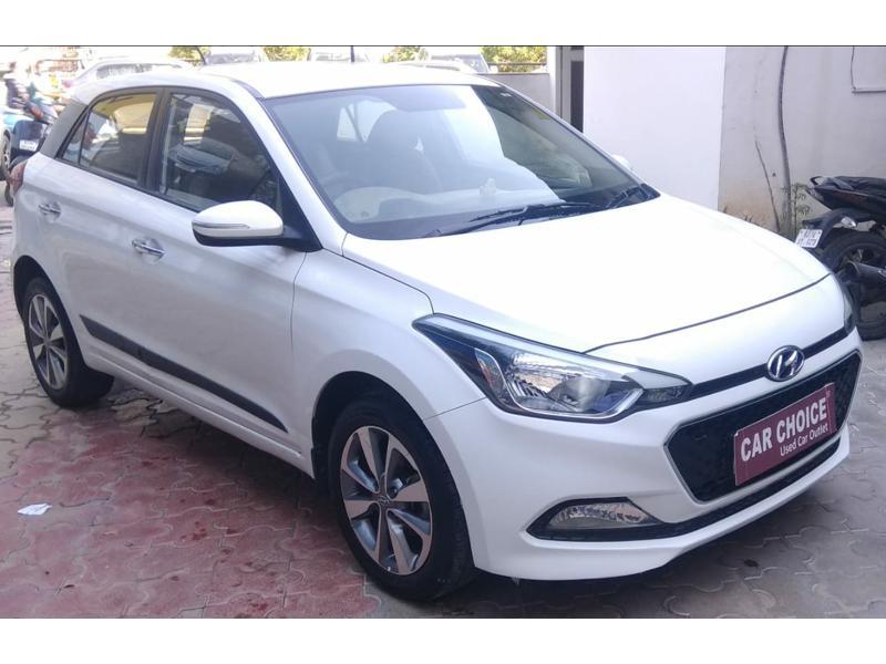 Used 2015 Hyundai Elite i20 Car In Tonk