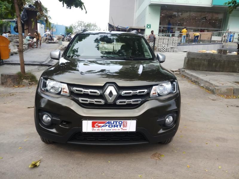 Used 2018 Renault Kwid Car In Mumbai
