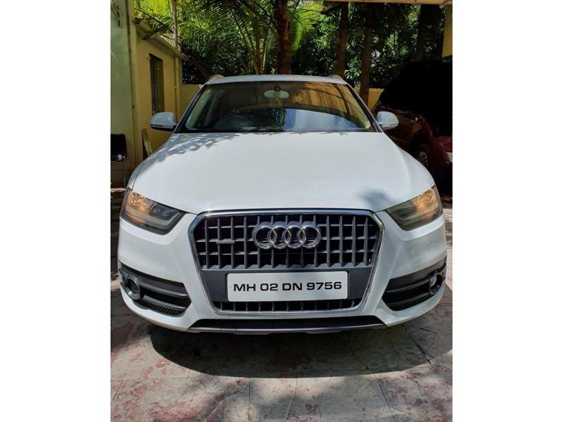Used 2014 Audi Q3 Car In Pune