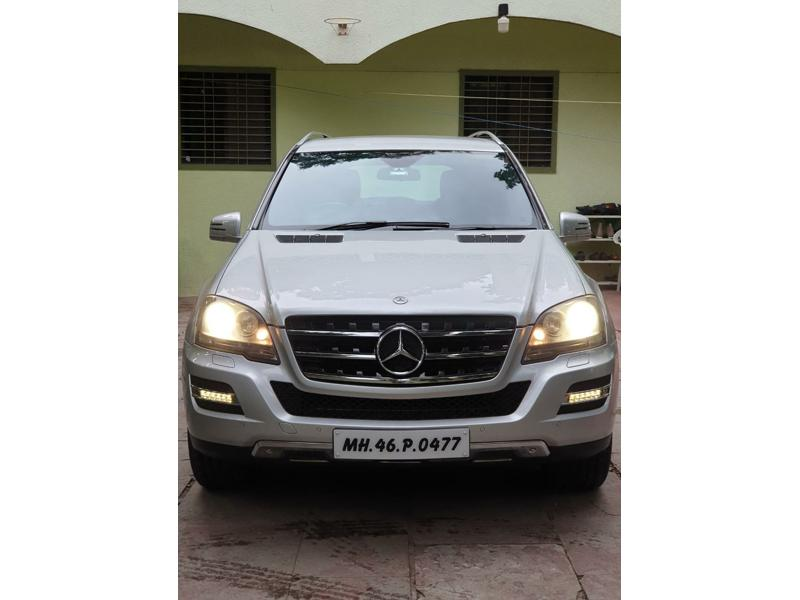 Used 2011 Mercedes Benz M Class Car In Pune