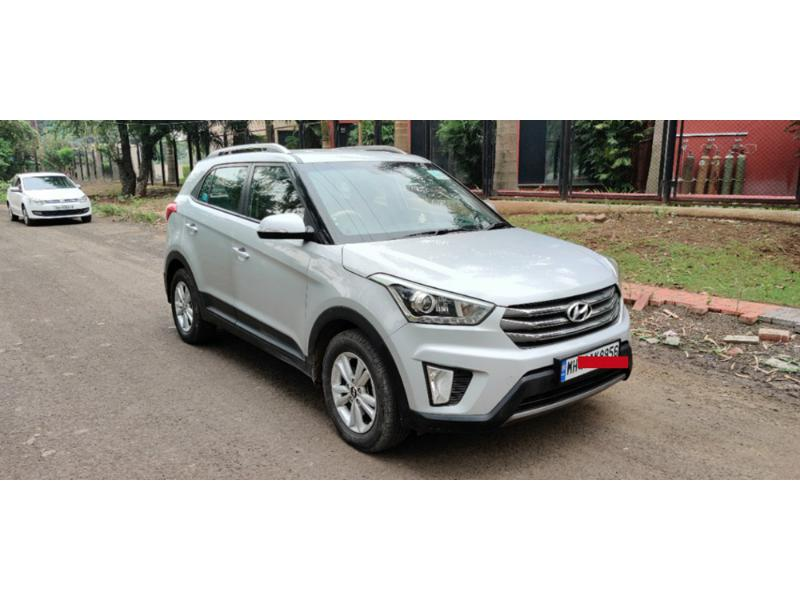 Used 2017 Hyundai Creta Car In Pune