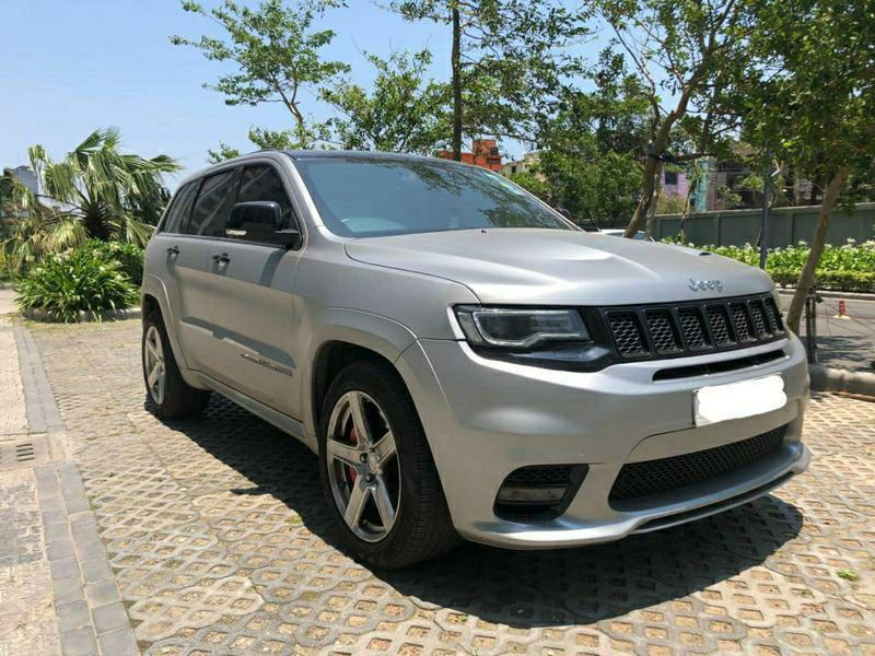 Used 2017 Jeep Grand Cherokee Car In Asansol