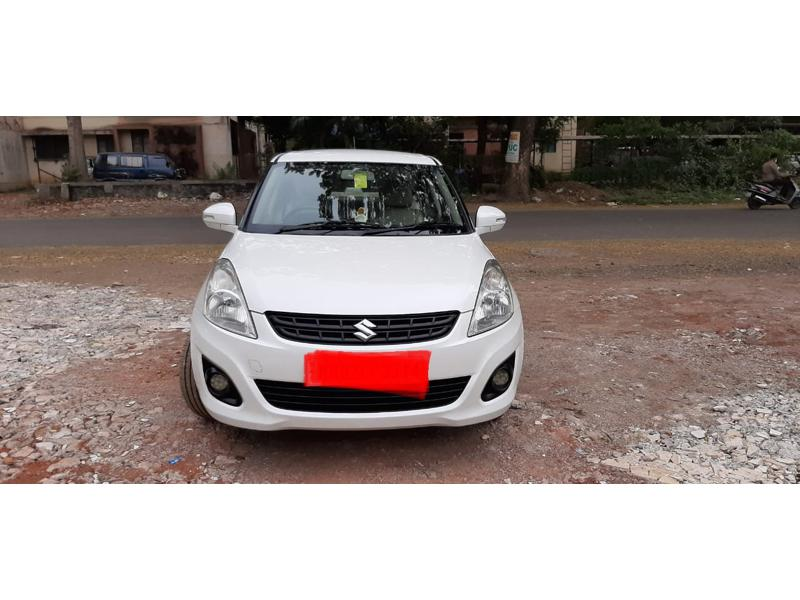 Used 2012 Maruti Suzuki Swift Dzire Car In Dhule