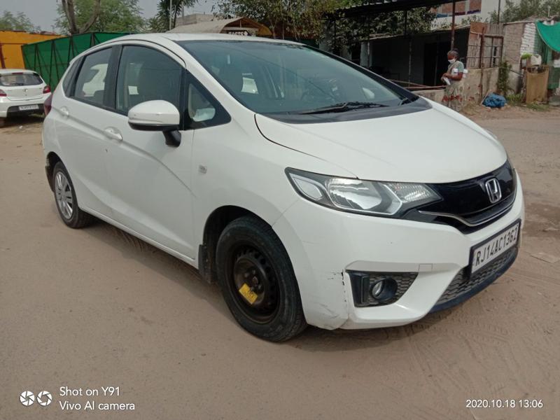 Used 2015 Honda Jazz Car In Alwar