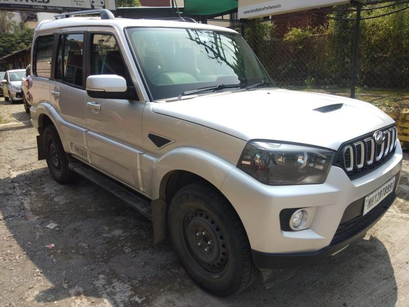 Used 2019 Mahindra Scorpio Car In Pune