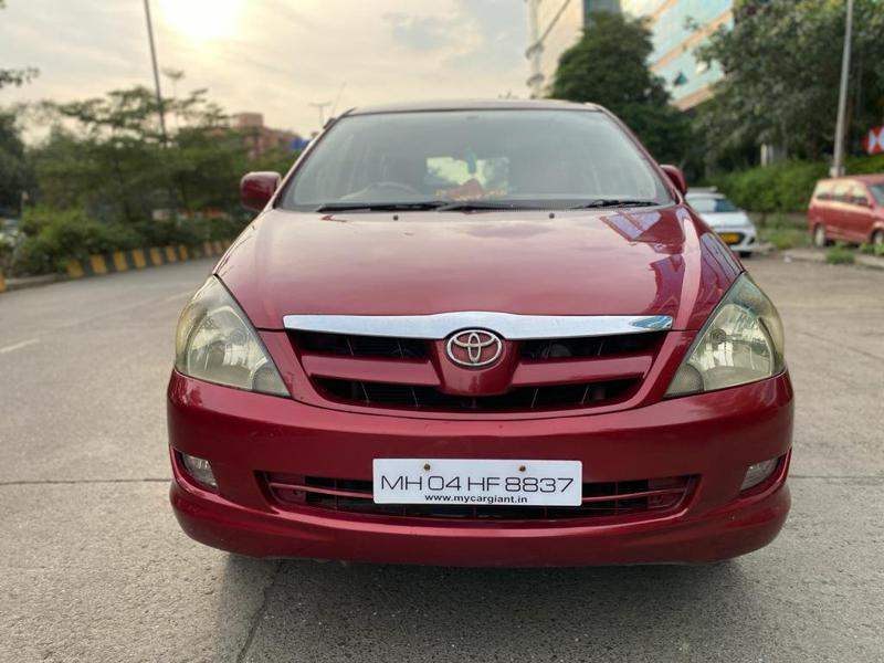 Used 2008 Toyota Innova Car In Mumbai