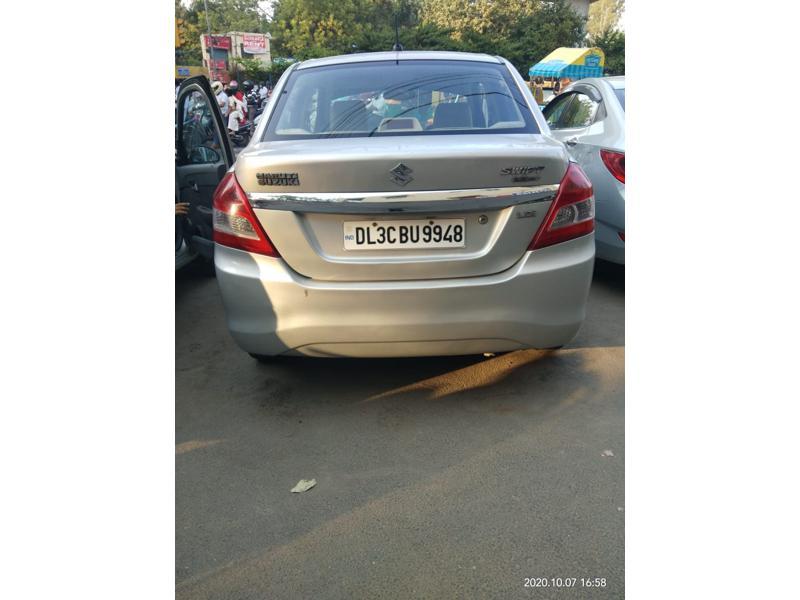Used 2015 Maruti Suzuki Swift Dzire Car In New Delhi