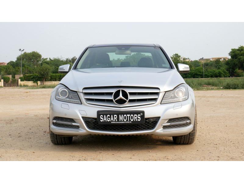 Used 2012 Mercedes Benz C Class Car In New Delhi