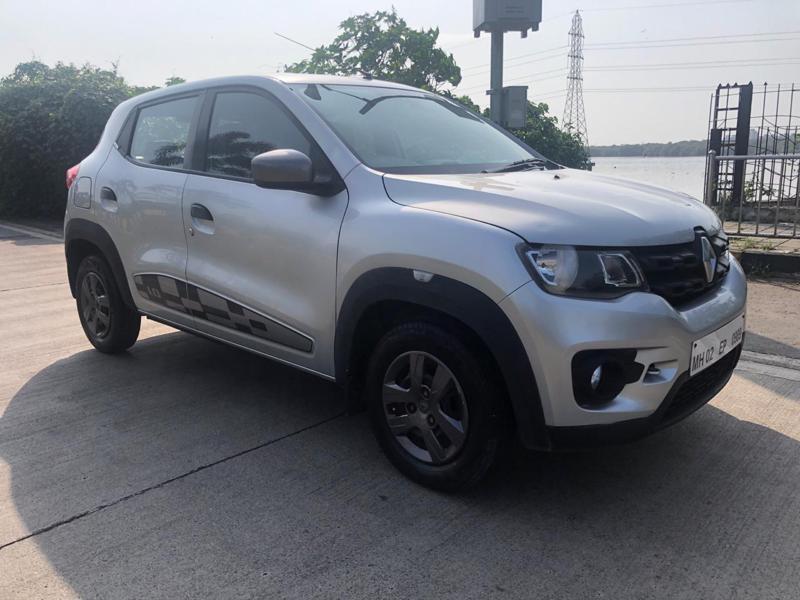 Used 2017 Renault Kwid Car In Mumbai