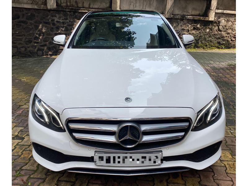 Used 2017 Mercedes Benz E Class Car In Pune