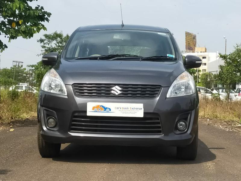Used 2014 Maruti Suzuki Ertiga Car In Dhule