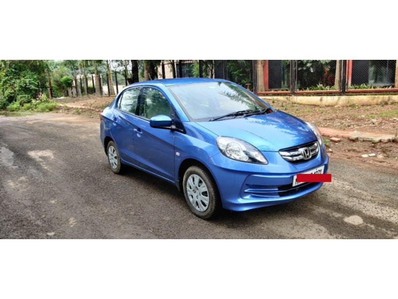 Used 2013 Honda Amaze Car In Pune